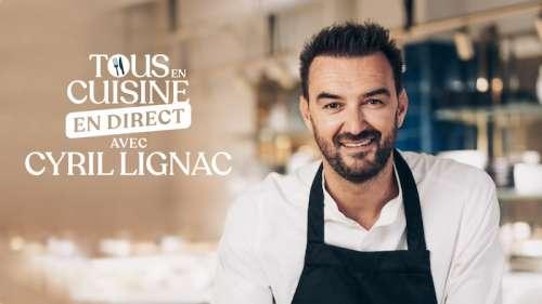 « Tous en cuisine » du vendredi 11 septembre 2020 : liste des ingrédients pour les recettes de Cyril Lignac ce soir