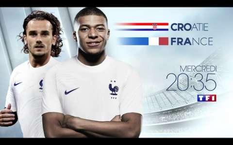 Audiences TV prime 14 octobre : le match « Croatie/France » large leader