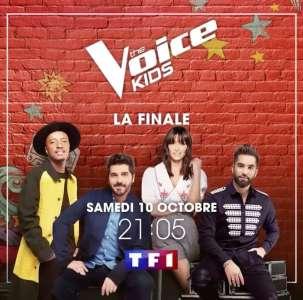 (Re)découvez les 8 finalistes de « The Voice Kids » (vidéos)
