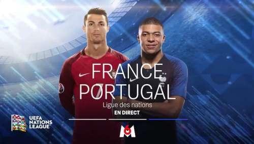 Audiences TV prime 11 octobre : M6 en tête avec « France-Portugal » devant TF1 et « 50 nuances plus claires »