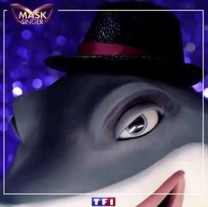 Ce soir c'est la 1/2 Finale de « Mask Singer » : qui se cache derrière le requin ? (indices)
