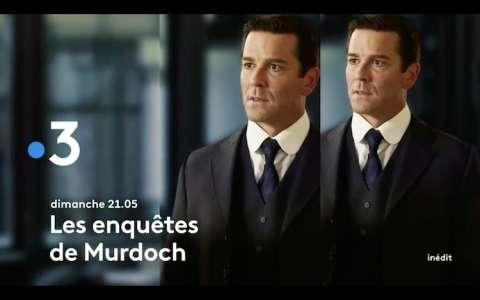 « Les enquêtes de Murdoch » du 18 octobre : vos deux épisodes inédits de ce soir