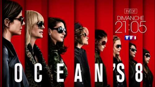 Audiences TV prime 1er novembre 2020 : « Ocean's 8 » faible leader (TF1) devant « James Bond 007 contre Dr No » (France 2)