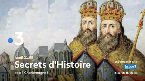 « Secrets d'histoire » du 19 octobre 2020 : ce soir vous saurez tout (ou presque) sur Charlemagne !
