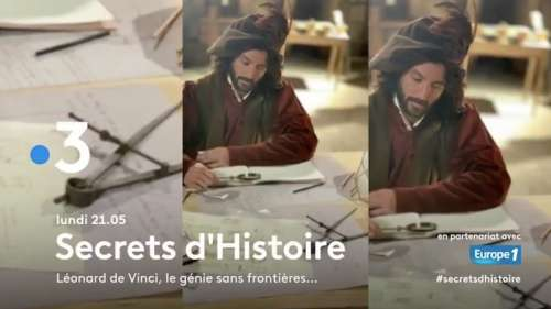 « Secrets d'histoire » du 26 octobre 2020  : ce soir « Léonard de Vinci » (rediffusion)