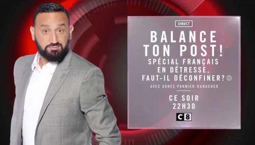 « Balance ton post » du 12 novembre 2020 : sommaire et invités de ce soir sur C8