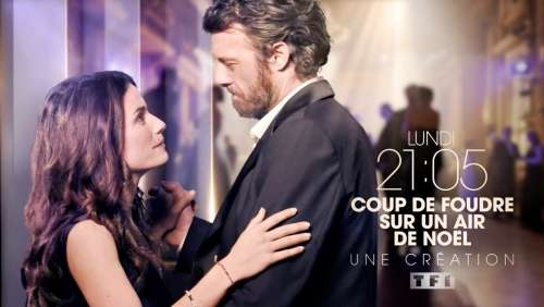 « Coup de foudre sur un air de Noël » en mode rediffusion ce soir sur TF1