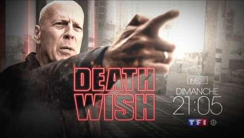 Audiences TV prime dimanche 15 novembre : « Death Wish » largement en tête