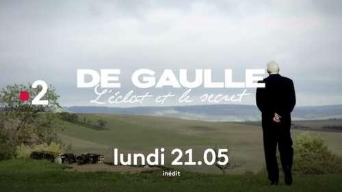 « De Gaulle : l'éclat et le secret » : les trois premiers épisodes ce soir sur France 2