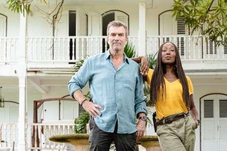 « Meurtres à Cayenne »  : ce soir sur France 3 avec Philippe Caroit et Nadège Beausson-Diagne : ce soir sur