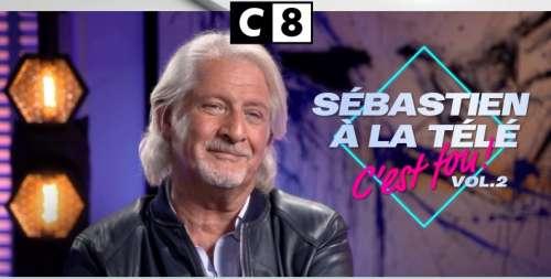 « Sébastien à la télé c'est fou ! » vol 2 : le 5 décembre 2020 sur C8
