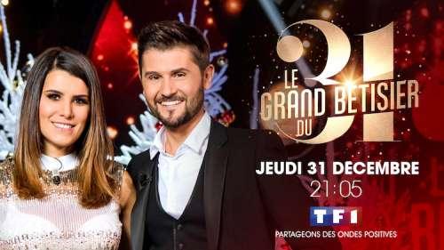 « Le Grand Bêtisier du 31 » : le 31 décembre 2020 sur TF1 avec Karine Ferri et Christophe Beaugrand