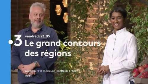 « Le grand concours des régions » : quelle sera la meilleure recette de France ?