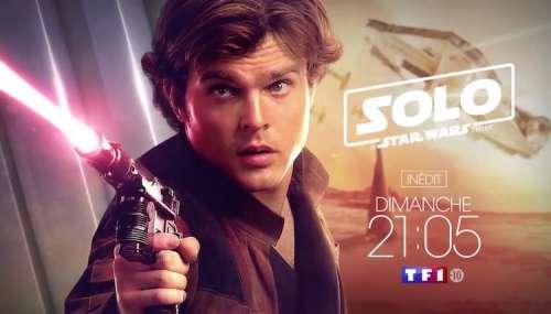 Audiences TV prime 20 décembre 2020 : « Solo: A Star Wars Story » en tête (TF1), beau score pour  « Epouse-moi mon pote »(W9)