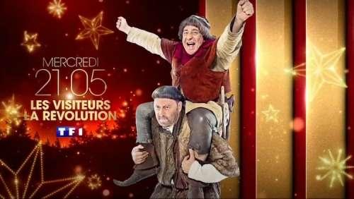 « Les Visiteurs 3 : la Révolution » en mode rediffusion ce soir sur TF1