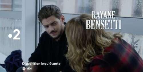 « Disparition inquiétante » du 13 janvier 2021 : ce soir l'épisode «Instincts maternels» avec Rayane Bensetti