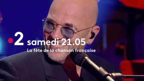 « La fête de la chanson française » : les artistes et invités de ce soir sur France 2