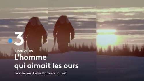 """""""L'homme qui aimait les ours"""" : un documentaire inédit ce soir sur France 3"""
