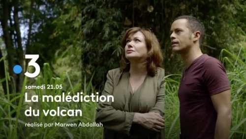 « La malédiction du volcan » avec Catherine Jacob et Ambroise Michel : ce soir sur France 3 (rediffusion)