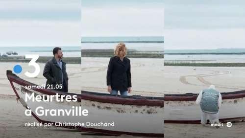 « Meurtres à Granville » avec Florence Pernel et Raphael Lenglet : ce soir sur France 3 (inédit)