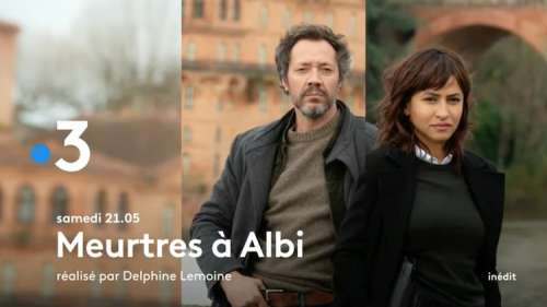 « Meurtres à Albi » avec Léonie Simaga et Bruno Debrandt : ce soir sur France 3 (inédit)