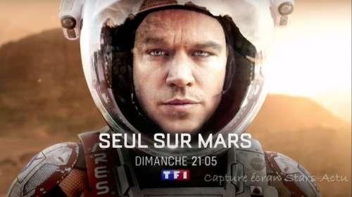 « Seul sur Mars » avec Matt Damon : en mode rediffusion ce soir sur TF1