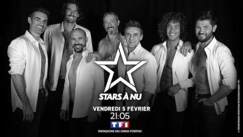 «Stars à nu» de retour le 5 février avec Laurent Maistret, Gil Alma et Camille Lacourt