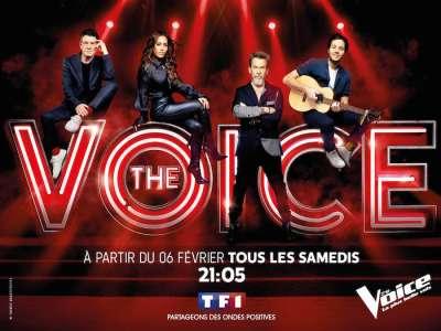 Audiences TV prime 6 février 2021 : carton pour « The Voice » leader devant « Crime dans le Larzac »