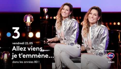 « Allez viens, je t'emmène… dans les années 80 » : artistes et invités de ce soir sur France 3