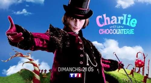 « Charlie et la Chocolaterie » avec Johnny Depp ce soir sur TF1 (rediffusion)