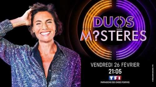 « Duos mystères » avec Alessandra Sublet : le 26 février 2021 sur TF1