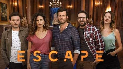 W9 présente « Escape » ! (histoire, casting)