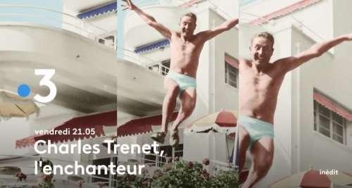 Ce soir sur France 3 « Charles Trenet : l'enchanteur »