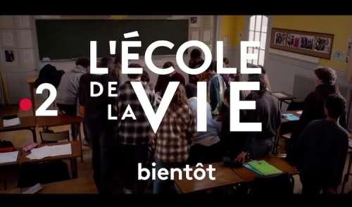 « L'école de la vie »  : premières images de la nouvelle série de France 2 qui débarque le 21 avril 2021