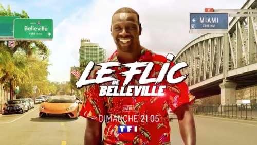 « Le Flic de Belleville » avec Omar Sy : 5 choses à savoir sur le film de TF1 ce soir