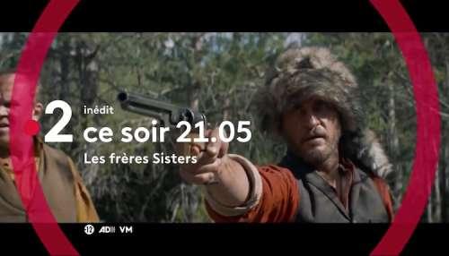 « Les Frères Sisters »  : un dimanche soir avec les cowboys de Jacques Audiard sur France 2