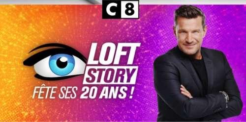 « Loft Story » fête ses 20 ans : prime évènement sur C8 le jeudi 8 avril avec Benjamin Castaldi