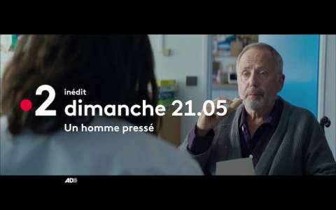 « Un homme pressé » avec Fabrice Luchini et Leïla Bekhti : ce soir sur France 2