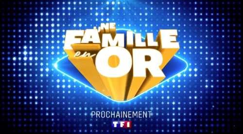 TF1 tease le retour de « Une famille en or » avec Camille Combal