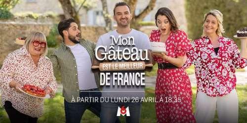 « Le meilleur gâteau de France » avec Cyril Lignac : dès le 26 avril sur M6