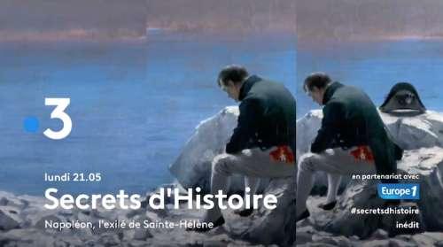 « Secrets d'histoire » du 19 avril 2021 : ce soir les dernières années de la vie de Napoléon (inédit)