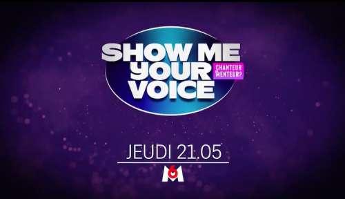 « Show Me Your Voice » du jeudi 13 mai 2021 : ce soir l'épisode 2 avec Chimène Badi