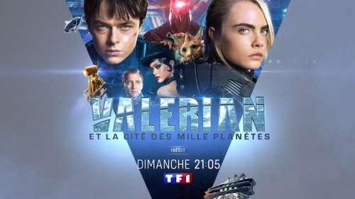 « Valérian et la Cité des mille planètes »  : l'histoire du dernier film de Luc Besson diffusé ce soir sur TF1 !