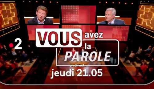« Vous avez la parole » du 15 avril 2021 : invités et débat de ce soir en direct sur France 2