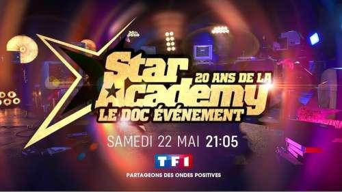 « Les 20 ans de la Star Academy » : ce soir sur TF1