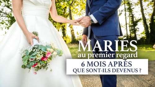 « Mariés au premier regard  que sont-ils devenus ? »  : Ce soir sur M6 (lundi 17 mai 2021)
