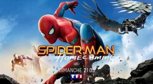 « Spider-Man Homecoming »  : ce soir sur TF1 (dimanche 23 mai 2021)