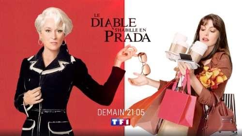 «Le Diable s'habille en Prada» en mode rediffusion ce soir sur TF1 (mardi 22 juin 2021)