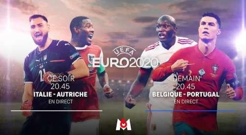 Audiences TV prime 27 juin 2021 : « Belgique / Portugal » très large leader, « Barbecue » résiste !
