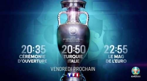 Audiences TV prime 11 juin 2021 : « Turquie / Italie » leader (TF1), « Astrid et Raphaëlle » résiste (France 2)